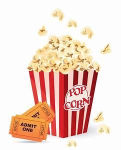 Popcorn Clip Art - Clipartion.com