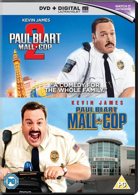 paul blart mall    includes ultraviolet copy dvd