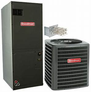 3 Ton 13 Seer All Electric Furnace And Ac Complete System