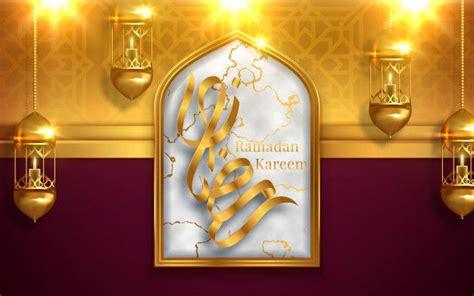 eid mubarak islamic greeting card   ramadan kareem