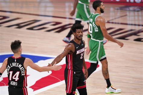 Miami Heat vs. Boston Celtics FREE LIVE STREAM (9/25/20 ...