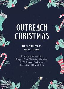 2018 Outreach Christmas – Burnaby Homeless