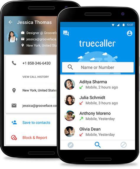 truecaller apk version truecaller caller id