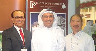 spf precut lumber winner    bc export award