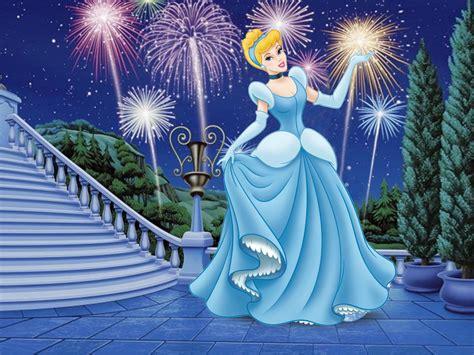 Disney Princess Cinderella Love Story Cartoon Foto ...