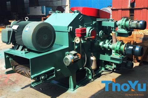 wood chipping machine wood chipper machine thoyu machinery