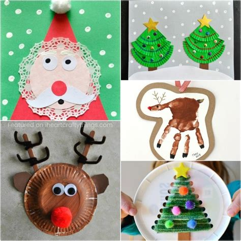 creative christmas art and craft 50 arts and crafts ideas