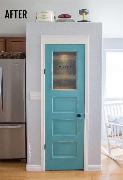 Pantry Door by Pantry Door Barn Door On Kitchen Pantry