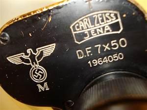 CARL ZEISS KRIEGSMARINE 7X50 WORLD WAR II Sisters