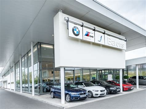 Official Bmw Dealership & Servicing