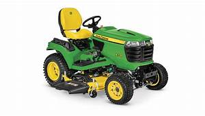 John Deere X738 Lawn Tractor Maintenance Guide  U0026 Parts List
