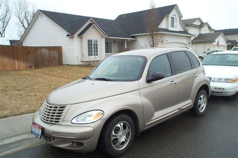 2004 Chrysler Pt Cruiser Reviews by 2004 Chrysler Pt Cruiser Exterior Pictures Cargurus