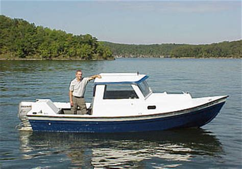 Sam S Pedal Boat by Building A Glen L Cabin Skiff Craft A Craft