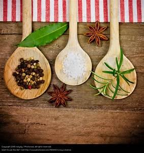 Kräuter Zum Essen : kochen hintergrund ein lizenzfreies stock foto von photocase ~ Lizthompson.info Haus und Dekorationen