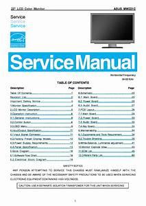 Asus Mw221c Service Manual Download  Schematics  Eeprom