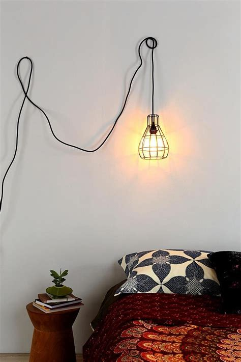 turn  unsightly wire cables  cords  wall art