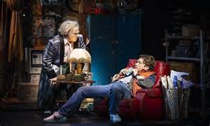 The first ever official back to the future musical will begin its stage run next year, 35 years after the classic movie was released. Theatre Review: BACK TO THE FUTURE THE MUSICAL - Opera House, Manchester