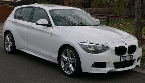 New Bmw 1 Series Goes Front-wheel Drive