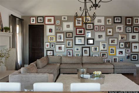 cool ideas  display family    walls