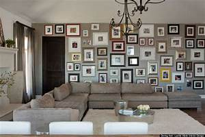 50, cool, ideas, to, display, family, photos, on, your, walls