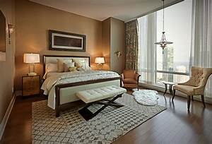 Trump Tower - Contemporary - Bedroom - chicago - by
