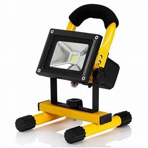 Battery powered portable floodlights : Outdoor portable flood lights bocawebcam