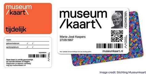 Museumkaart - Museum Card Pass Amsterdam Netherlands