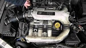 Vectra B V6 Engine
