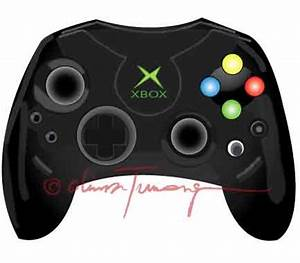 13 Xbox One Game Controller Vector Images - Xbox One ...
