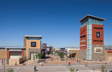 phoenix premium outlets outlet mall  arizona location