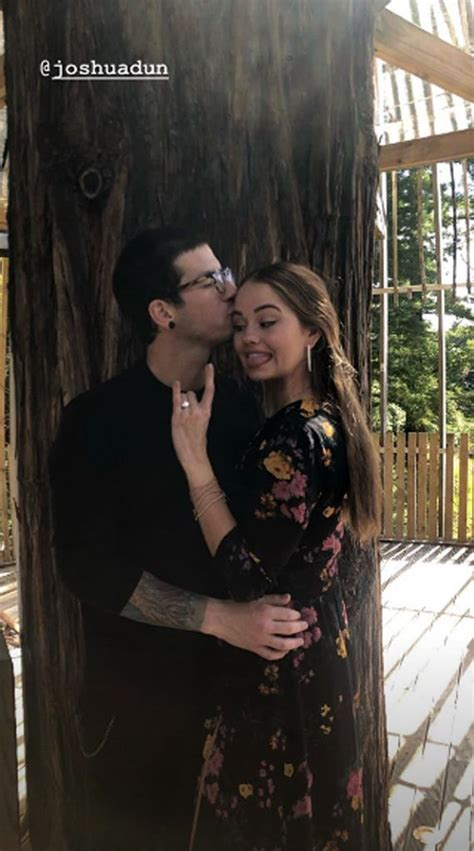 disney channels debby ryan  engaged  josh dun