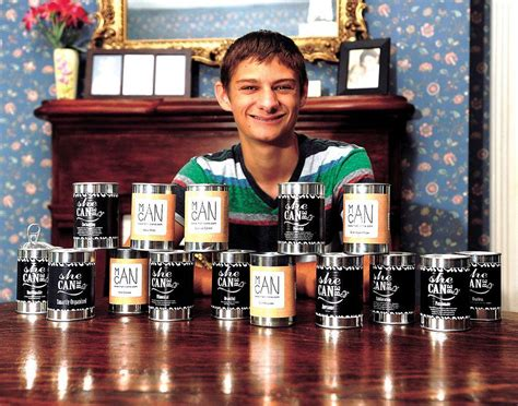 best candles in the world entrepreneur hart 17 owns successful candle