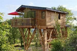 Cabane De Luxe : la r serve des pr s verts cabane de luxe avec spa privatif ~ Zukunftsfamilie.com Idées de Décoration