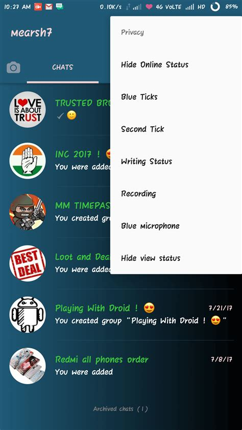whatsapp plus apk 6 01 newest obtain for android free