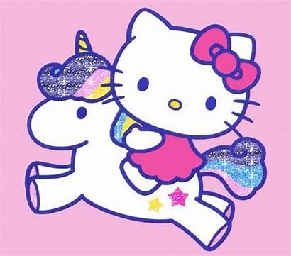 Kitty Hello Glitter Hellokitty Sanrio Anime Gifs