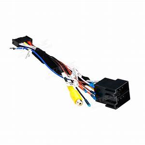 Iso Wiring Harness For The Installation Of Xtrons Bmw E46