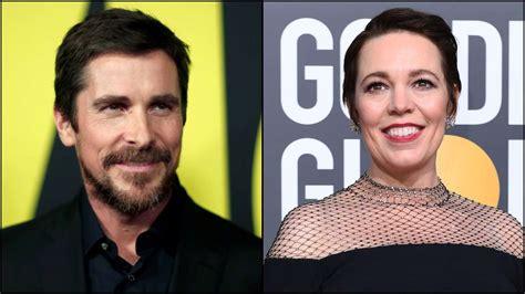 Oscars Olivia Colman Christian Bale Lead British