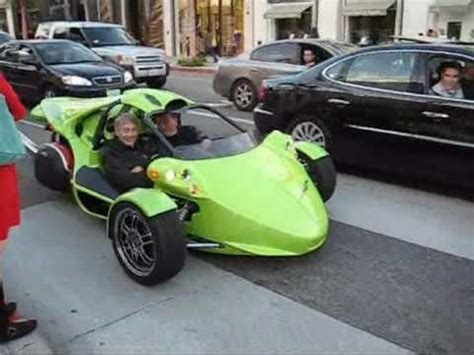 Exotic Cars In Beverly Hills  December 2007 Youtube