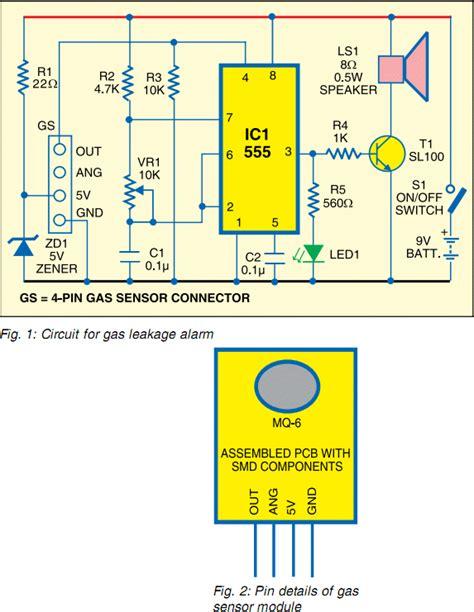 Electroworld Gas Leakage Alarm Lpg Detector