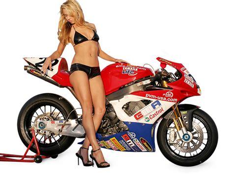 Sexy Biker Babes Wallpapers