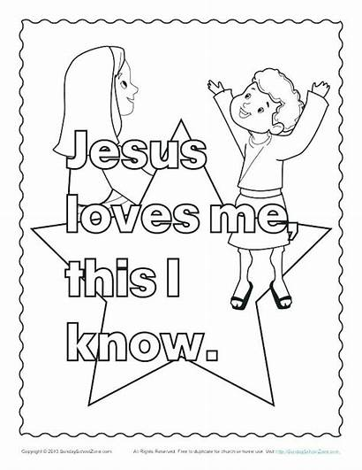 Coloring Pages Christian Valentines Valentine Preschool Printable