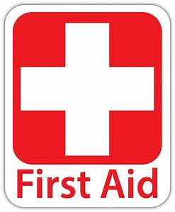 amazoncom firstaid kit 10 plastic empty health With kitchen cabinets lowes with first aid stickers