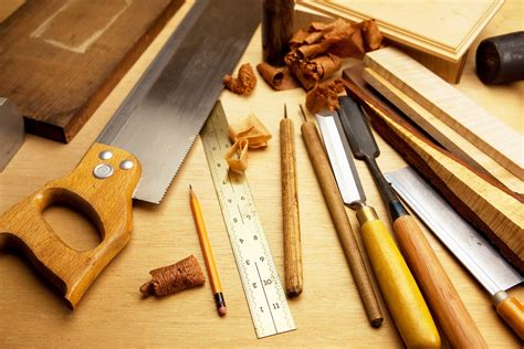 start  traditional woodworking