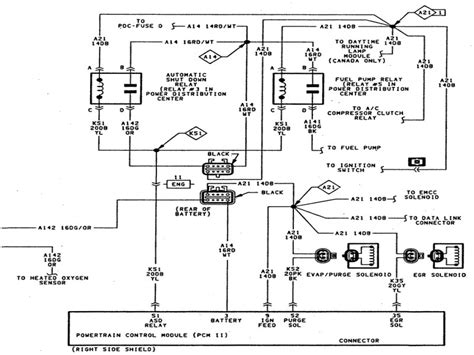 Dodge Neon Fuel Pump Wiring Diagram Forums