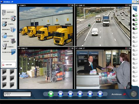 systeme surveillance logiciel systeme videosurveillance avideon ip