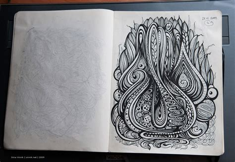 25 Inspiring & Creative Sketchbooks | Web & Graphic Design ...
