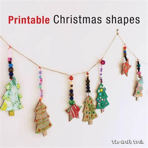 handmade christmas ornaments  cardboard tip junkie