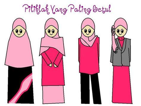 Wanita Dewasa Dalam Islam Terjah Minda Muslimah Cara Pemakaian Hijab Yang Betul