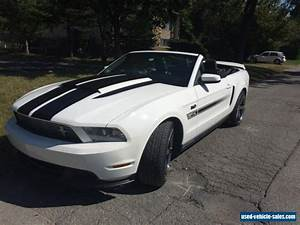 2011 Ford Mustang for Sale in the United States
