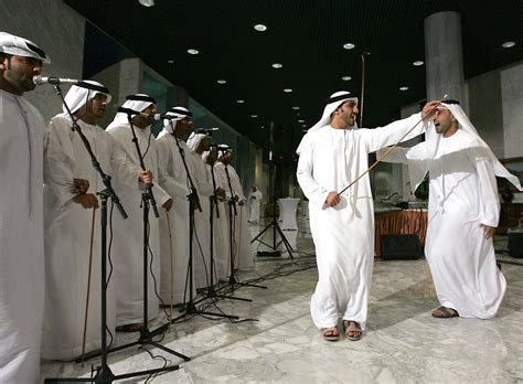 Traditional Arabic Music And Dance